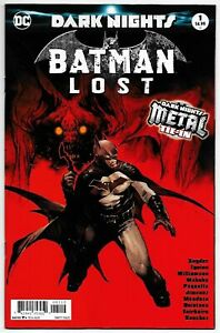 Batman-Lost-1-2nd-Printing-Variant-Dark-Nights-Metal-DC-2018-NM