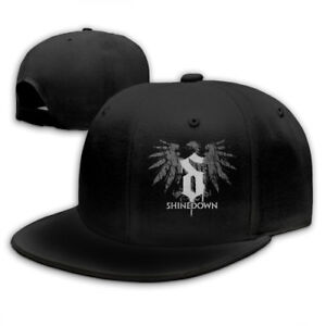 The-Sound-of-Madness-Shinedown-Snapback-Baseball-Hat-Adjustable-Cap