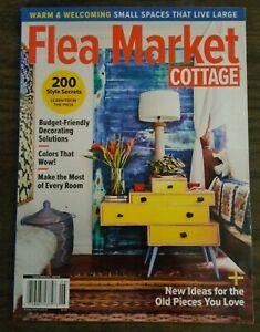 Details about Flea Market Cottage Magazine Budget Friendly Decorating  Centennial Home New