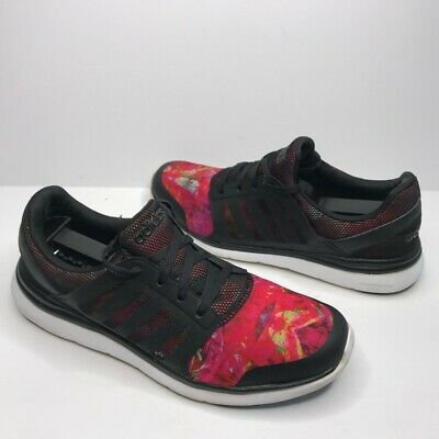 Adidas Womens Cloudfoam Xpression Running Shoes Black AW4548 Low Top Abstract 7 | eBay