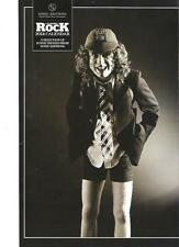 AC/DC 'NASTY SCHOOLBOY'  magazine PHOTO/Poster/clipping 11x8 inches