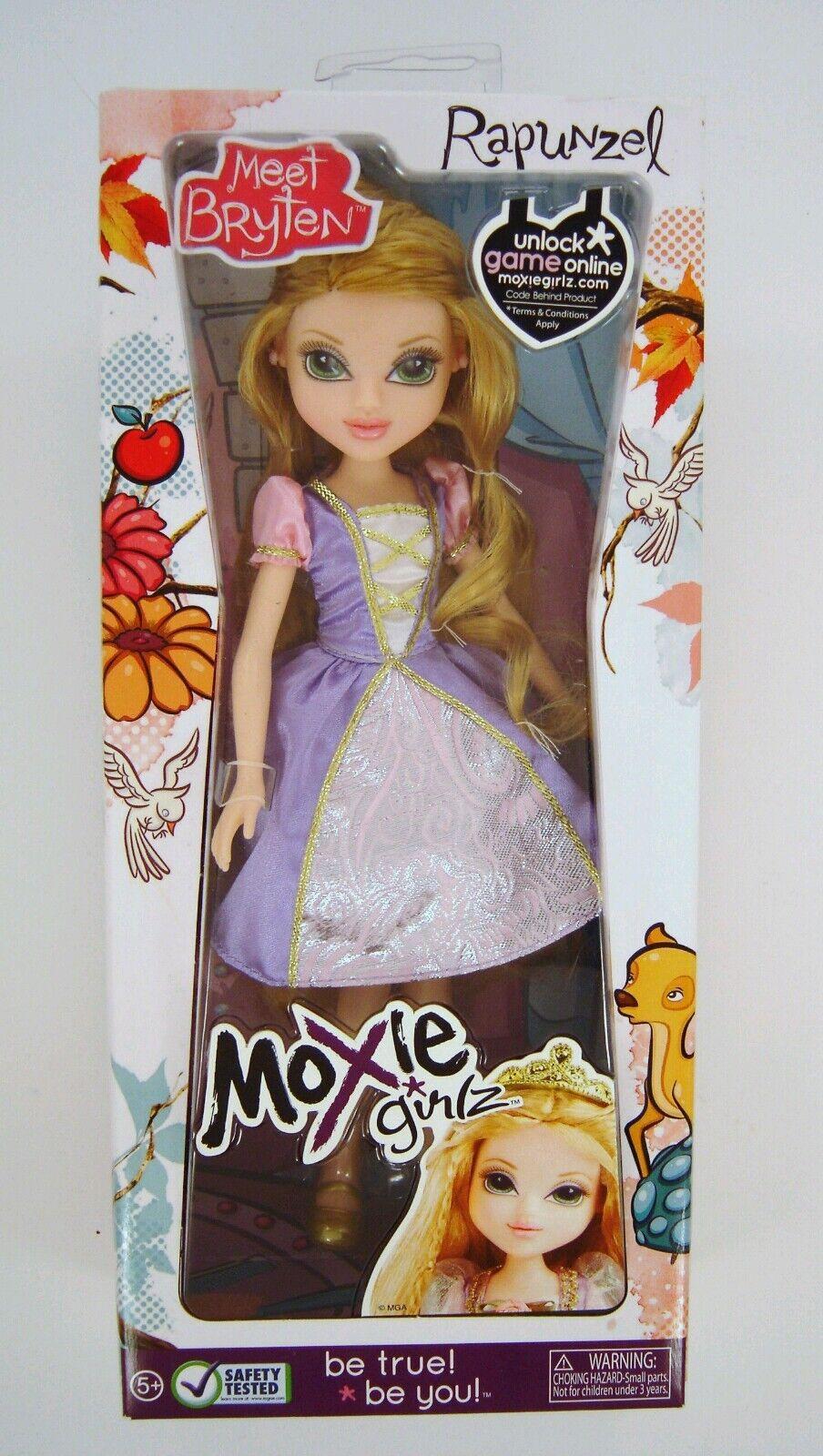 tempo libero Moxie Girlz Bryten come come come Rapunzel  memorizzare