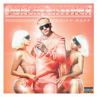 Riff Raff - Peach Panther [new Cd] Explicit on Sale