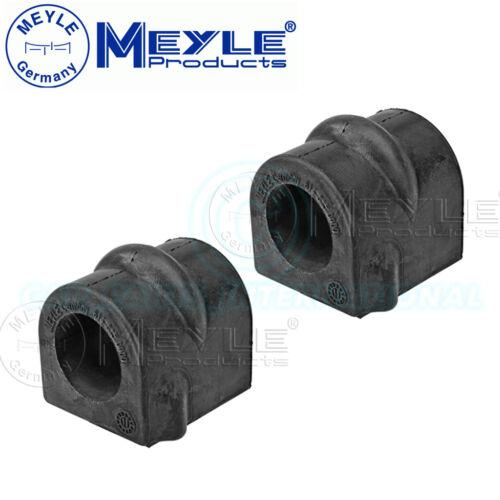 Allemagne 2x Meyle 614 615 0000 anti roll bar buissons essieu avant gauche /& droite no