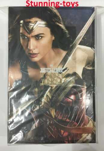 Deluxe Version Figure IN-STOCK Hot Toys MMS451 Justice League 1//6 Wonder Woman