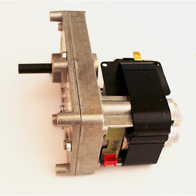 Brenner & Kessel Treu Mellor Getriebemotor 1,5 Rpm Pelletmotor Schneckenmotor Pelletöfen Pellet Mcz Eleganter Auftritt Business & Industrie