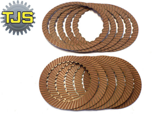 .for Audi /& VW DSG7 DL501 7Q 7 Speed 0B5 Friction Clutches /& Steel Plates