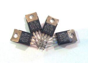 2SC2810-Silicon-NPN-Power-Transistors-MT-25-500V-7A-50W-BCE-New-Original-SANKEN