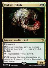 MTG Magic C15 - Lotleth Troll/Troll de Lotleth, French/VF