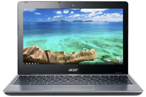 Acer-C720-2103-11-6-034-Chromebook-Intel-Celeron-Dual-Core-1-4Ghz-2GB-16GB-Charger