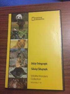 National-Geographic-WildLife-Wonders-Collection-Volumes-1-8