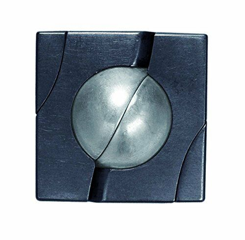 Hanayama Cast Puzzle HUZZLE Marble Level 5 3D Puzzle Toy New from Japan