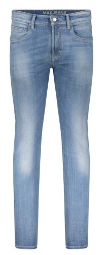 MAC ARNE PIPE authentic sky blue Herren Five Pocket Jeans 0517-00-1973L H243