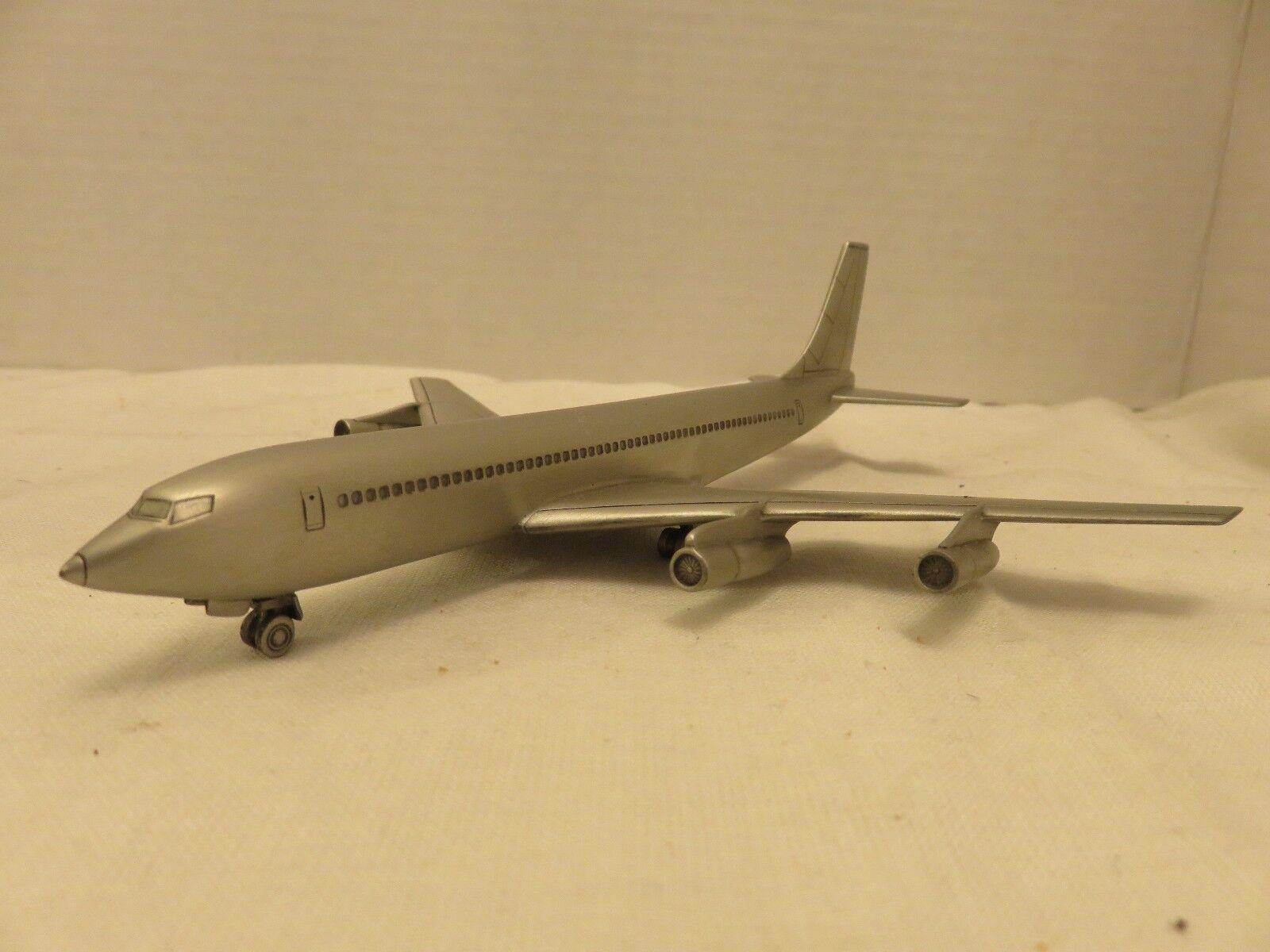 Mejor precio Danbury Mint sólido sólido sólido estaño Boeing 707 avión 1 247 escala detallada pre-owned  venta caliente en línea