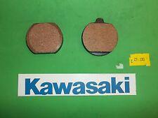 27-203 Emgo Kawasaki Road Bike FRONT Brake Pads 73 Brand New