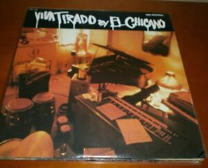 El Chicano Viva Tirado  Original stereo LP  Latin Jazz   EX