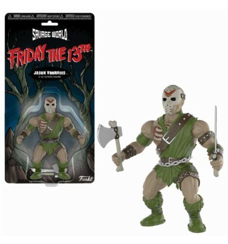 Funko Savage World Figurine Jason