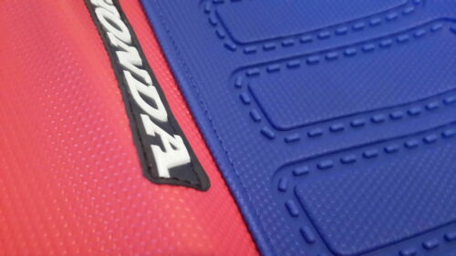 LCM COVERS For HONDA CR125R // CR250R SEAT COVER 1997-2012 GRIPPER SEAT COVER