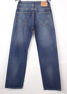 Levi's Strauss & Co Hommes 509 04 Confort Jeans Jambe Droite Taille W32 L34