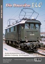 Kiruba - Die Baureihe E 44.5 1-2015