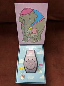 Dumbo-And-Jumbo-2020-Mother-039-s-Day-LE1000-MagicBand-Disney-Parks-NEW-UNLINKED