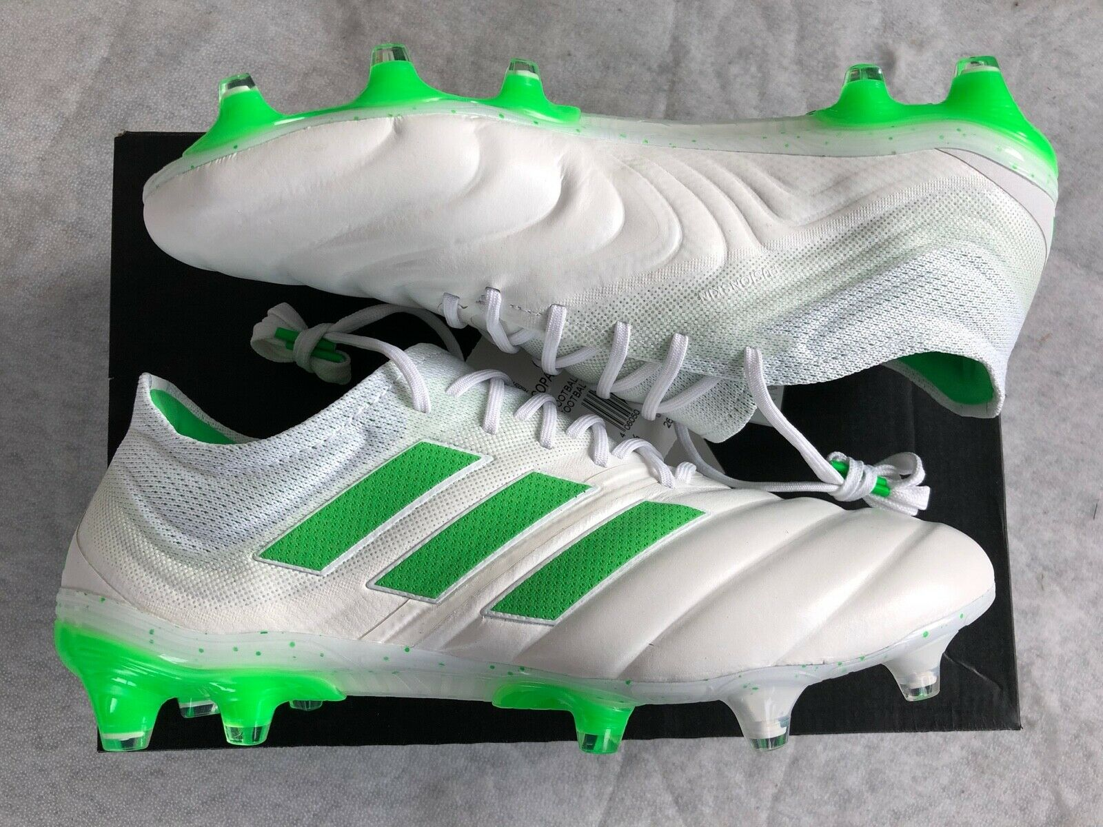 ADIDAS Copa 19.1 FG Biancoverde camme