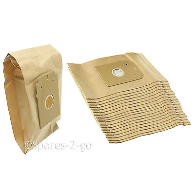 SMS Type P Dust Bags and Filter Kit for SIEMENS VS08G Hoover Vacuum Cleaner x 10