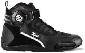 Spidi-X-Ultra-Shoes-Size-42-Euro-Black-SUPER-SALE