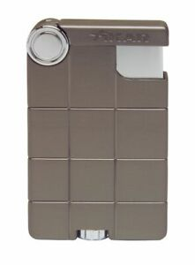 Xikar-EX-580GM-Single-Pipe-Cigar-Soft-Flame-Lighter-Gunmetal