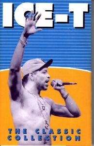 Ice-T-The-Classic-Collection-1993-Cassette-Tape-Album-Rap-Hiphop-IceT-Ice-T