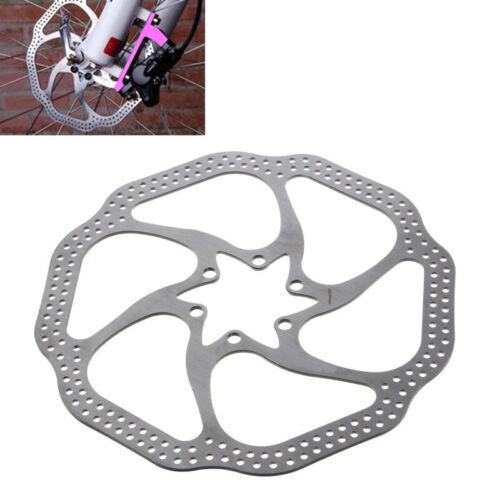 180mm Radfahren Fahrrad für MTB Mountain Edelstahl Bremsscheibe Rotor 6 Bolzen