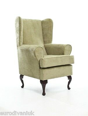 """Orthopedic High back Chair (19"""" SEAT HEIGHT) For the Elderly or Infirm"""