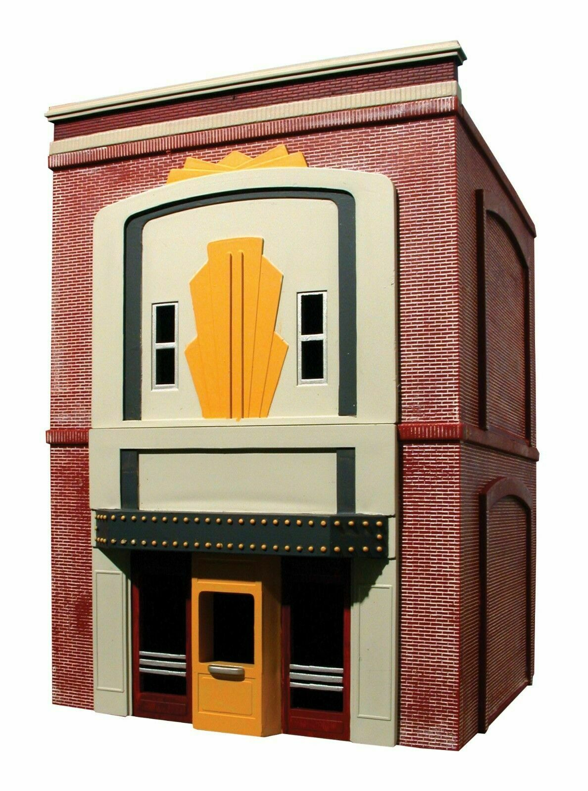 AMERI-TOWNE OGR 867 O Scale PALACE MOVIE THEATER Railroad Building Kit Lionel