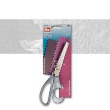 Prym Applikationsschere Stahl silberfarbig kupferfarbig 15cm