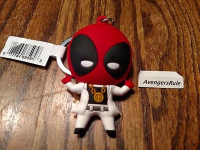 Marvel Collectors Figural Keyring Series 3 3 Inch Deadpool