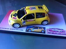Decal 1 43 RENAULT CLIO SUPER 1600 N°50 Rally WRC monte carlo 2009 montecarlo