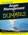 Anger Management For Dummies by W. Doyle Gentry (Paperback, 2006)