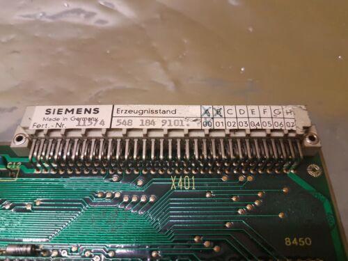 Siemens Sinumerik 6FX1118-4AA01 E:B