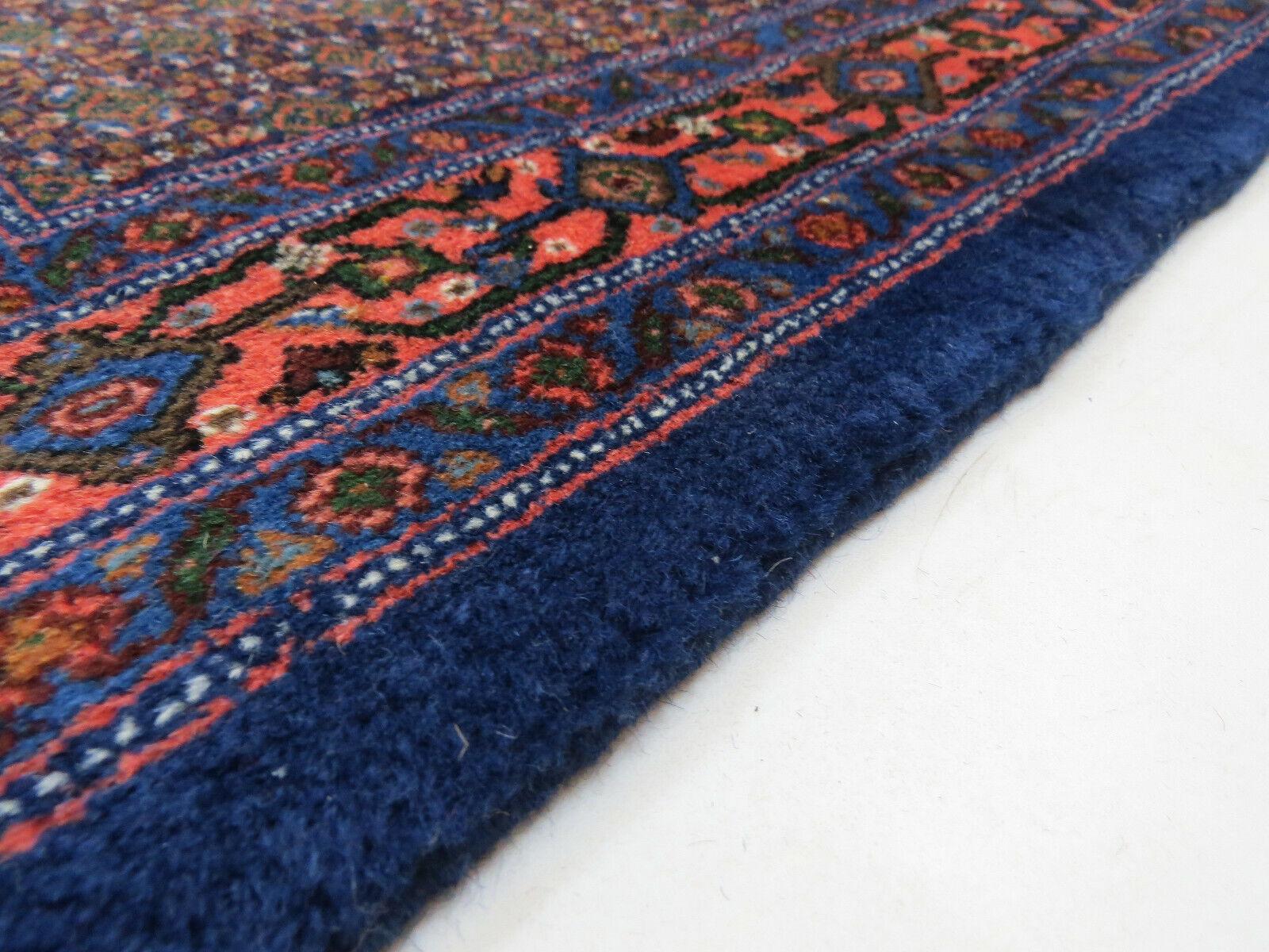 Handgeknüpfter Edler Orientteppich Orientteppich Orientteppich 158x120 Perserteppich NEUWERTIG Senneh Re 61aaf3