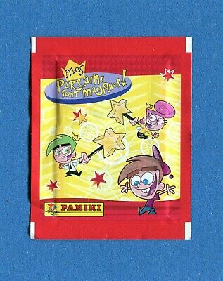 N4 DUE FANTAGENITORI Panini FIGURINE-STICKERS- Bustina//Packet Piena SEALED G