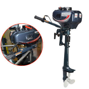 3-5HP-2-Stroke-Outboard-Motor-Boat-Engine-Water-Cooling-System