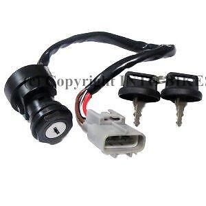 for yamaha yfm 660 grizzly 2002 2008 ignition switch. Black Bedroom Furniture Sets. Home Design Ideas