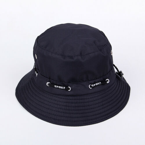 Men's Summer Hunting Fishing Outdoor Hat Cap Unisex Bucket Sun Hats