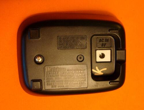 OEM UNIDEN  CHARGING CRADLE NO ADAPTER DECT1480 D1484 C5.1 DCX14 BLACK