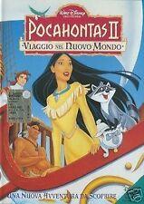 POCAHONTAS II RARO DVD WALT DISNEY 2a EDIZIONE BUENA VISTA - SIGILLATO