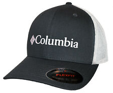 ec32dbfaa35fd Columbia Unisex Rocky Peak Ridge Flexfit Mesh Ball Cap Hat VARIETY COLORS
