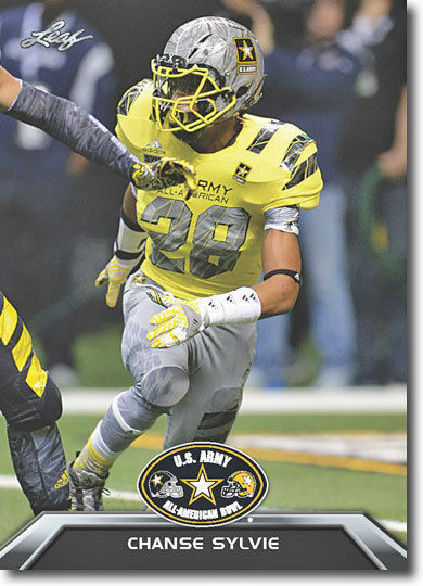 CHANSE SYLVIE 2016 LEAF U.S. ARMY HIGH SCHOOL ALL-AMERICAN ...