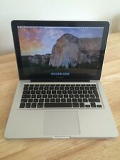 13-inch MacBook Pro, Late 2011, 2.40GHz Intel Core i5, 8GB memory, 500GB HDD