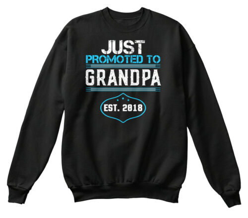 Just To Promoted 2018 Sweat Grandpa shirt Confortable P04qgWqc1