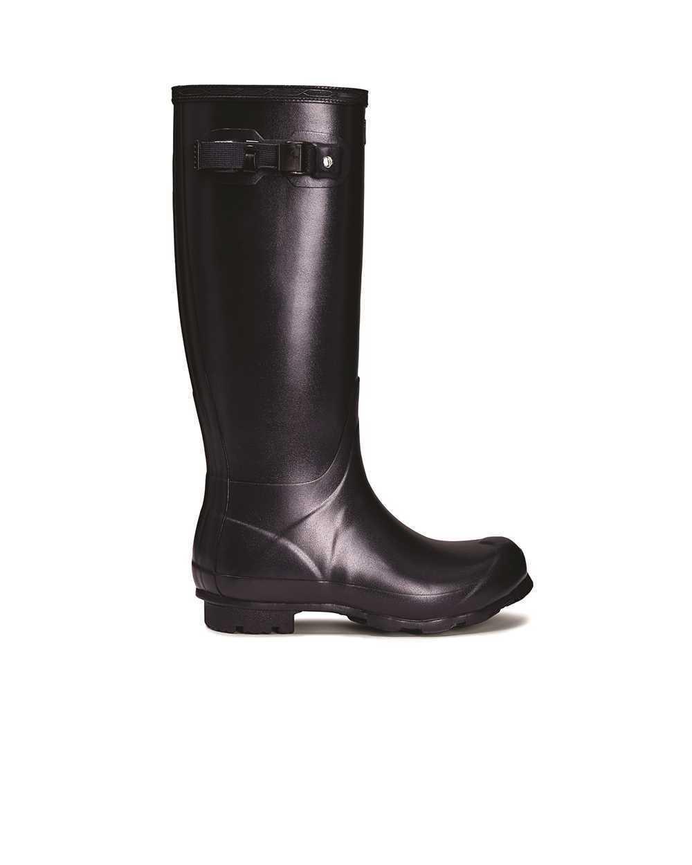 Genuine New Hunter Norris Field Tall Damenschuhe Navy Wellington Stiefel UK Größes 3-9